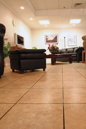 Finished Basement Floor Tiles Rockford Milwaukee Racine